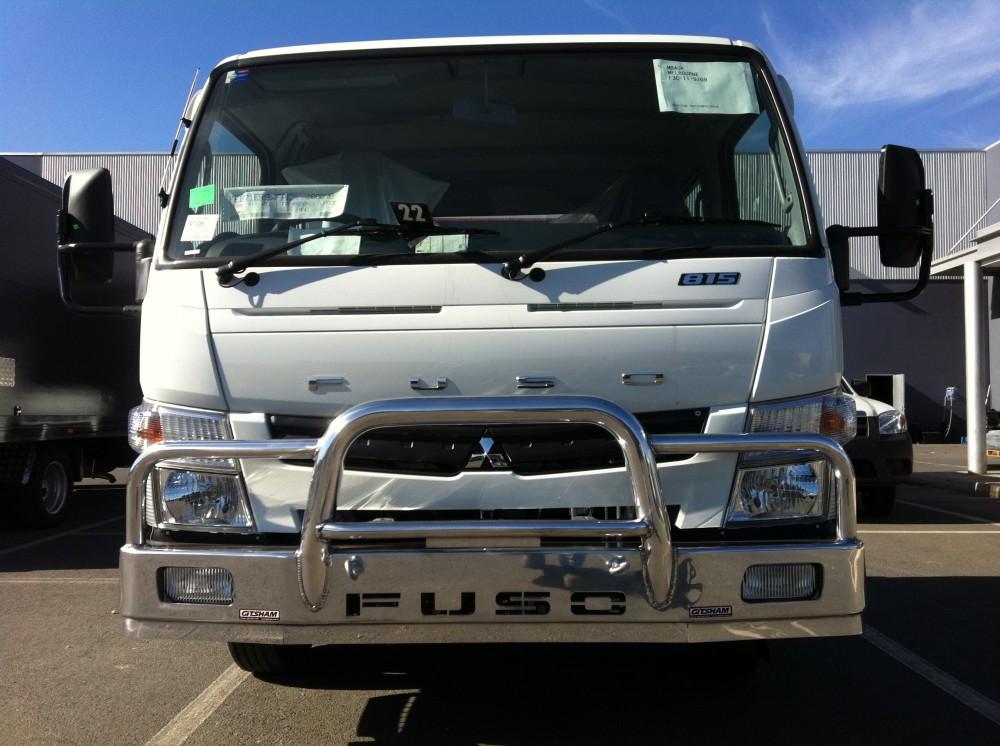 Mitsubishi Canter Fuso Elite Bar | Aluminium Auto ...