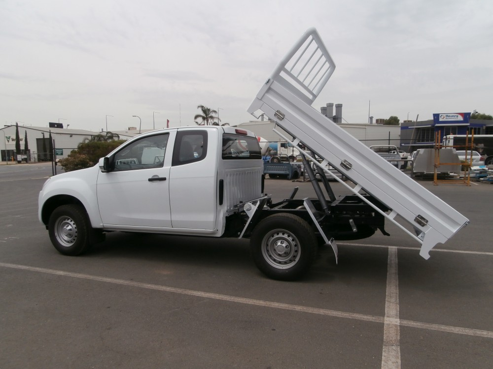 Isuzu D Max Tipper Kit Aluminium Auto Accessories G D