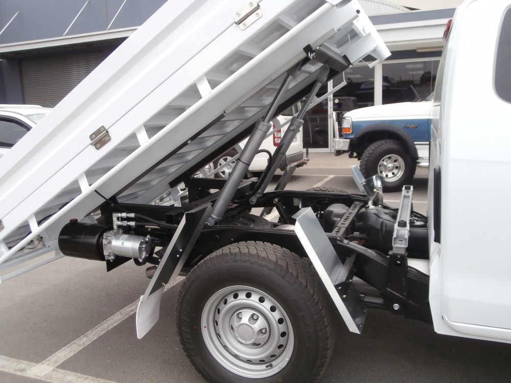 Isuzu D Max Tipper Kit Aluminium Auto Accessories G D