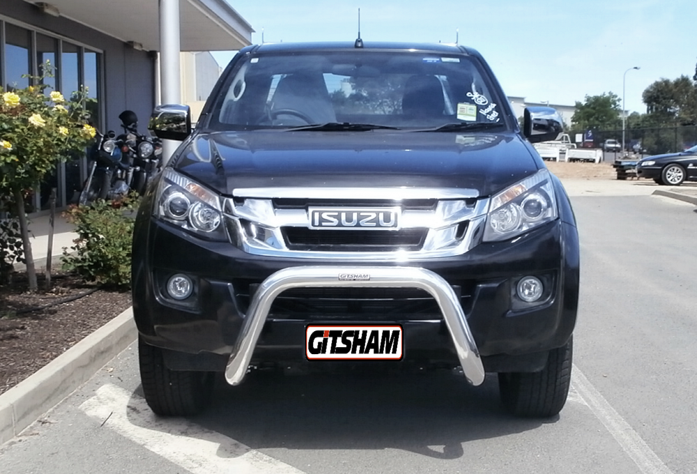 Isuzu D Max Nudge Bar Aluminium Auto Accessories G D