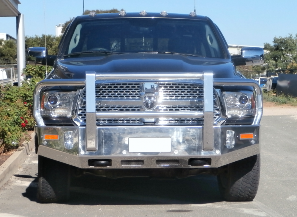 Led Light Bar For Trucks >> Dodge Ram 1500 - Ultimate Bar D/L | Aluminium Auto ...
