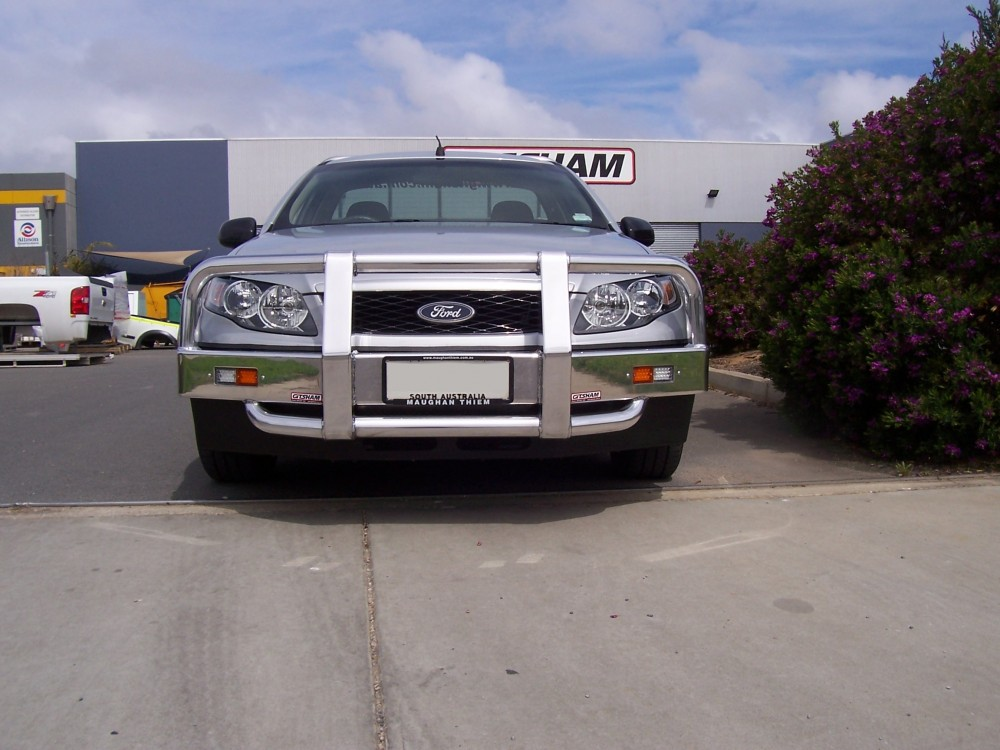 Led Light Bar For Trucks >> Ford Falcon FG - Type 4 Bull Bar | Aluminium Auto ...