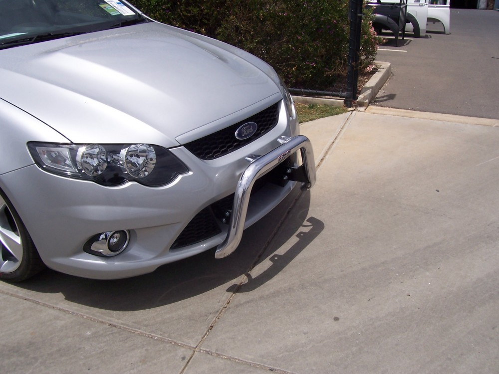 Ford Falcon Fg Nudge Bar Aluminium Auto Accessories