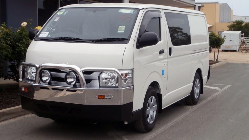 Toyota Hiace Van Lwb 9 2014 Onwards Aluminium Auto