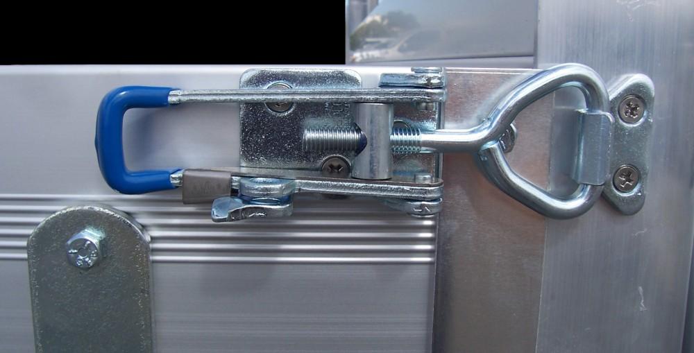 Over Centre Latch Aluminium Auto Accessories G D