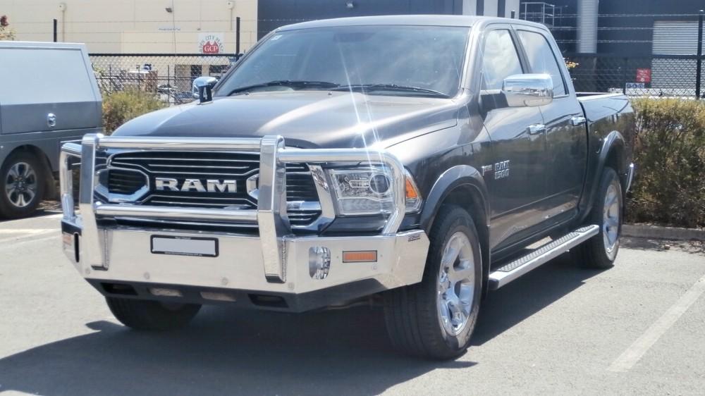 Dodge Ram 1500 2019 Model Aluminium Auto Accessories