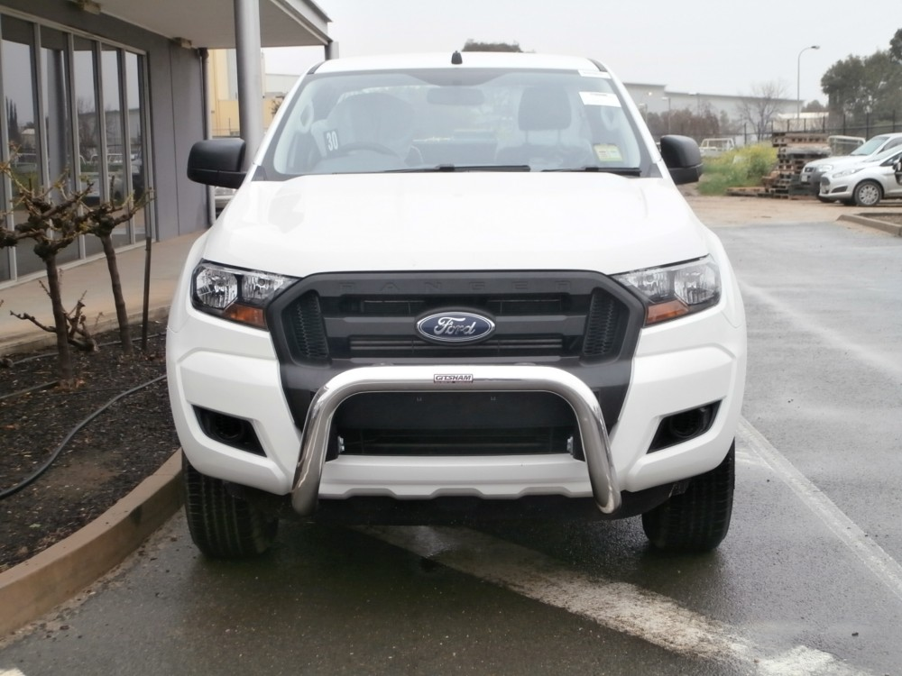 Ford Px Mk2 Ranger 2015 Gt Nudge Bar Aluminium Auto