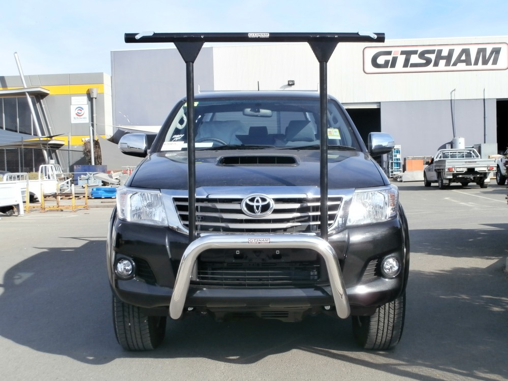 Toyota Hilux Nudge Bar Suit 9 2011 To 2014 Model S