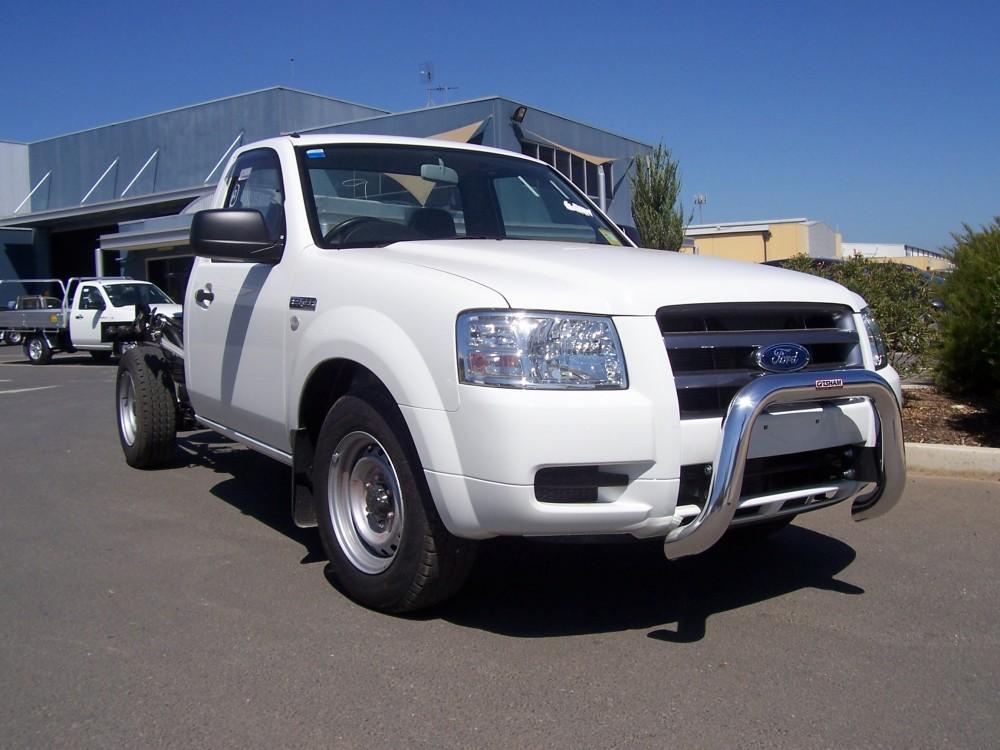 Ford Pj Amp Pk Ranger Nudge Bar Aluminium Auto Accessories