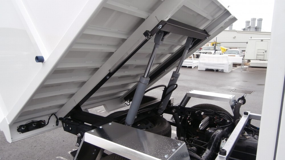 Wood Chipper Tipper Aluminium Auto Accessories G D