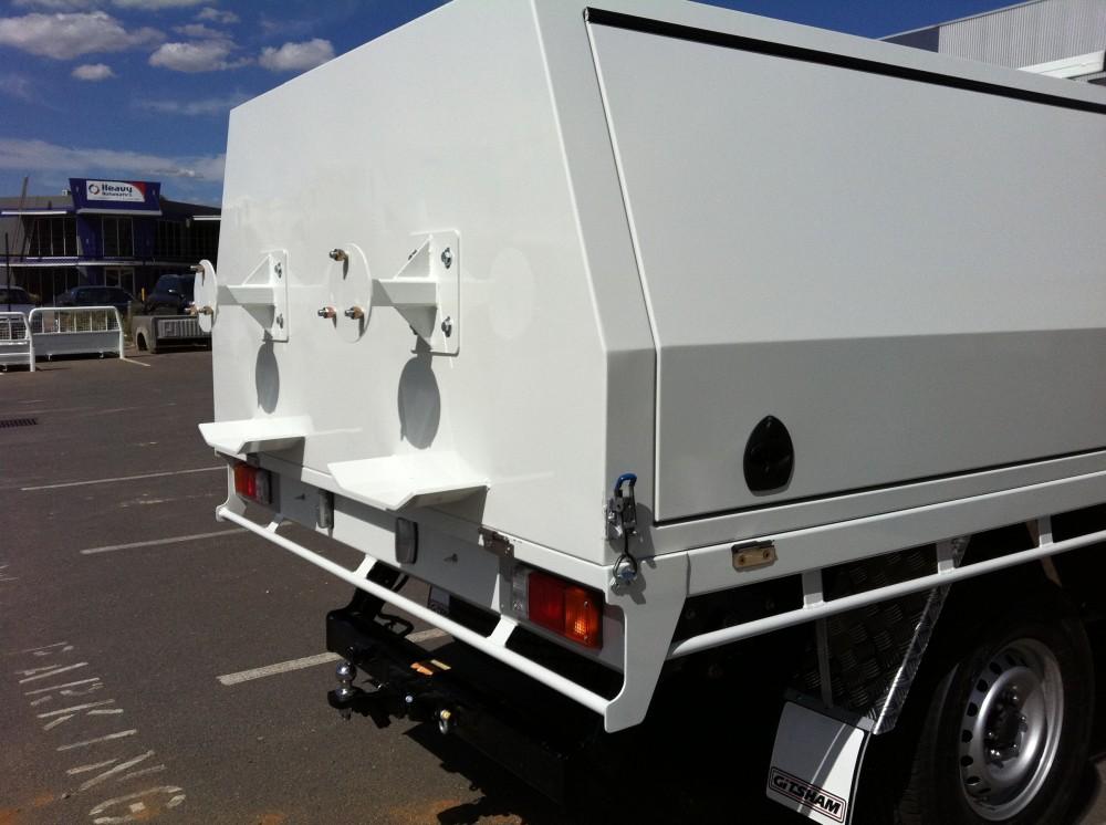 Spare Wheel Carriers Aluminium Auto Accessories G D