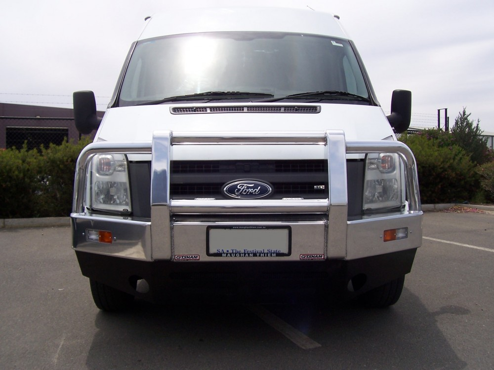 Ford Transit Type 5 Bull Bar Aluminium Auto Accessories
