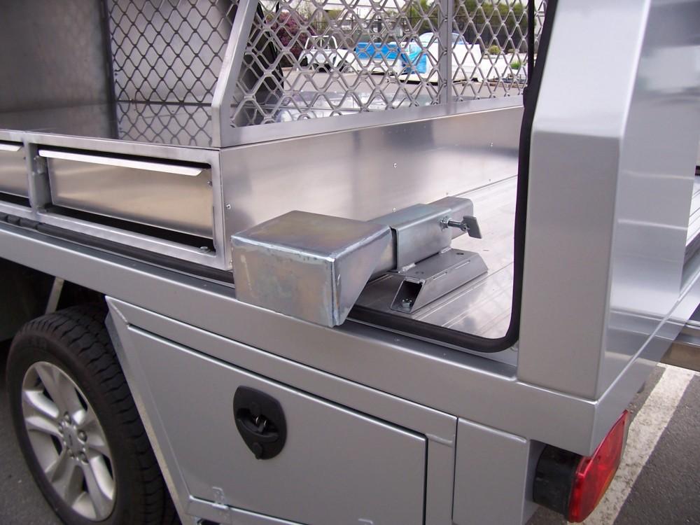 Fg Falcon Service Body Aluminium Auto Accessories G D
