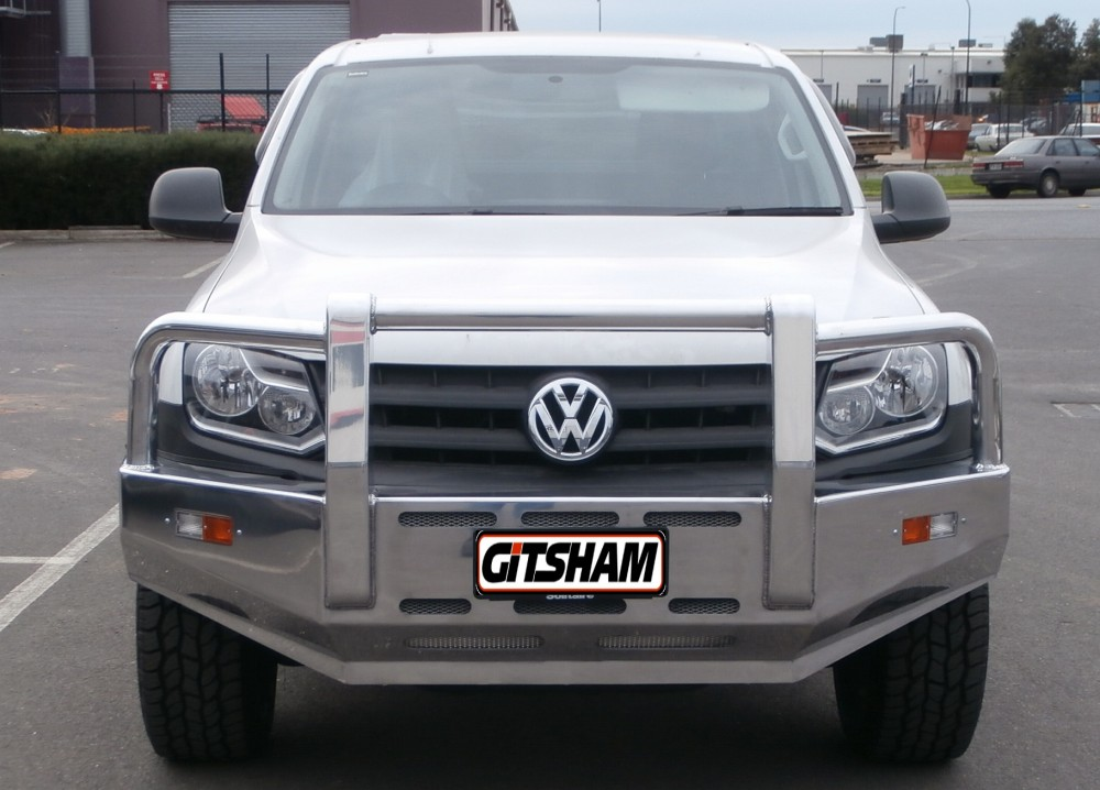 Volkswagen Amarock Ultimate Bar Aluminium Auto