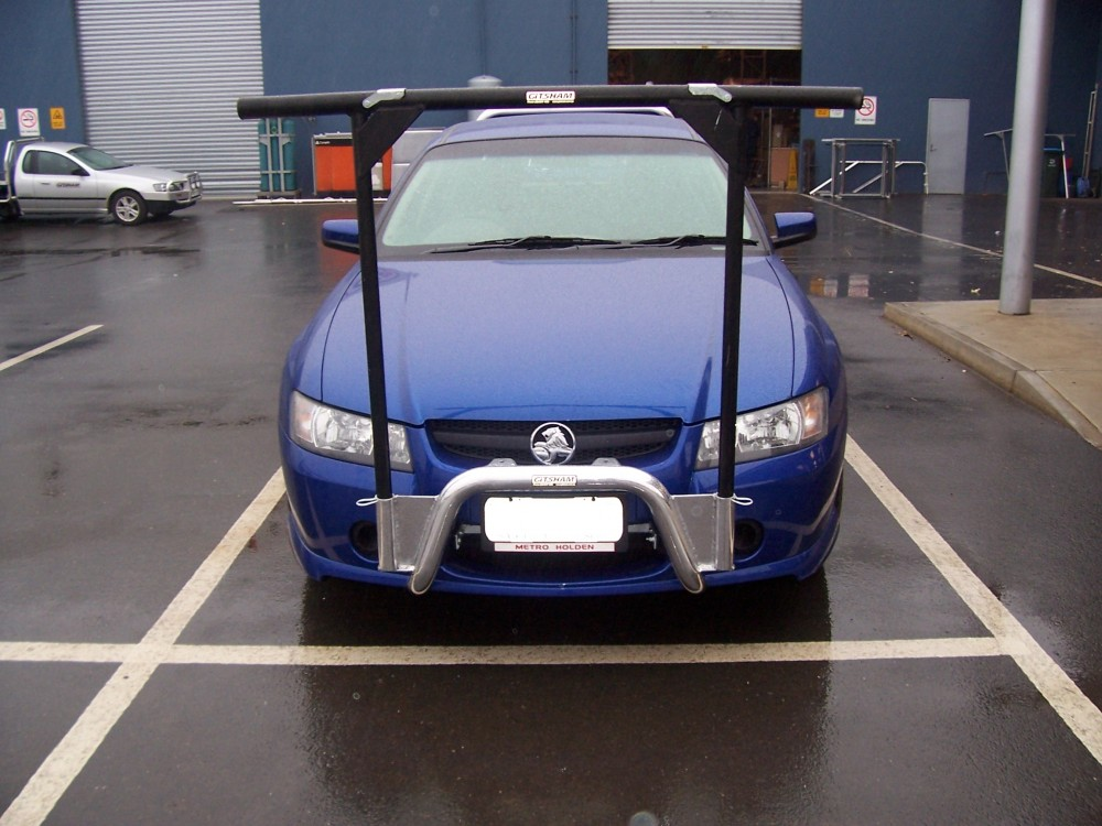 Holden Vy Amp Vz Nudge Bar Aluminium Auto Accessories G