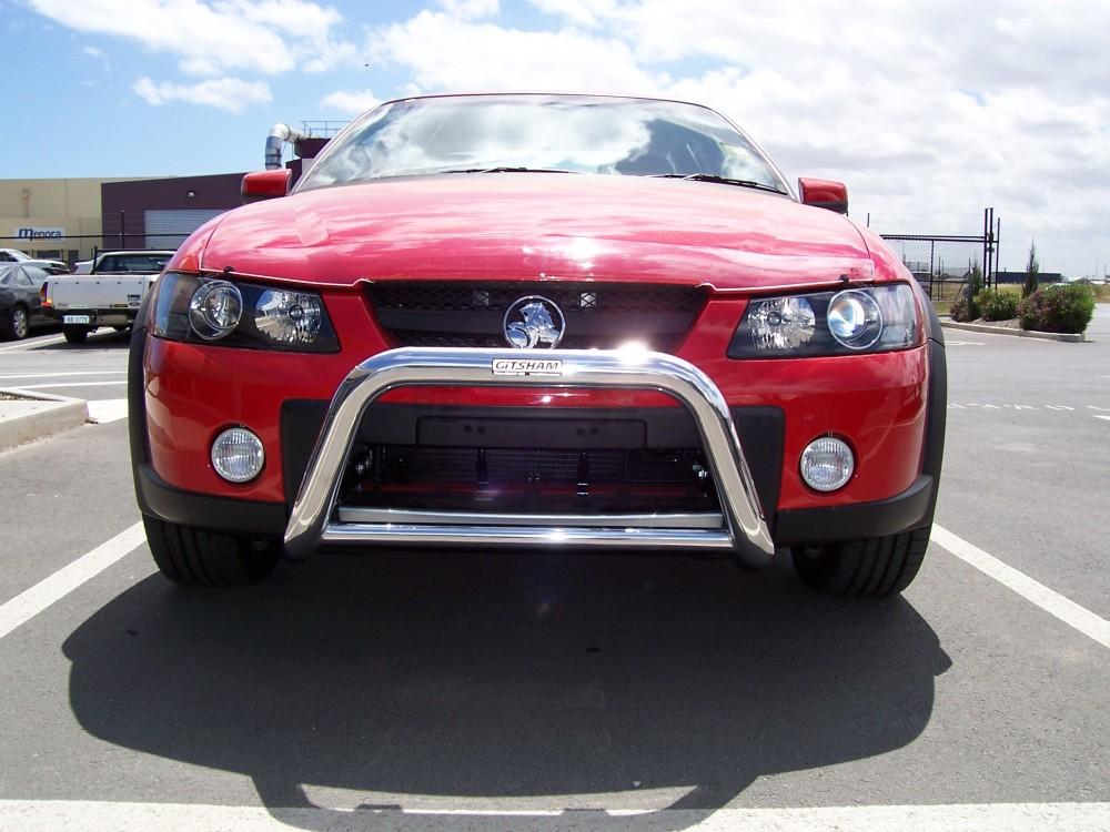 Holden Vy Amp Vz Nudge Bar Aluminium Auto Accessories G
