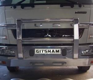 Mitsubishi Fuso Fk61 Bar Aluminium Auto Accessories G